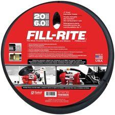 New Tuthill Fill Rite Frh10020 1 X 20 Fuel Pump Transfer Hose 2776102