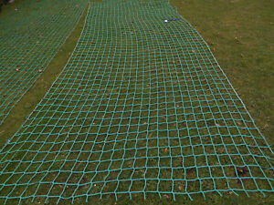 BIG-strong-cargo-scramble-rope-net-4-outdoor-play-climbing-frame-safety-FASTPOST