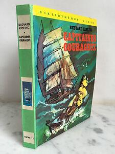 Capitani-Coraggiosi-Rudyard-Kipling-Libreria-Verde-1972
