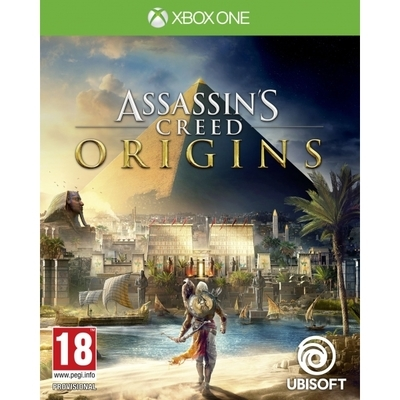 Assassins Creed Origins Xbox One Game New & Sealed Free Express Post  In Stock