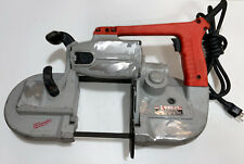 Milwaukee 6230 Portable Band Saw Bandsaw Corded Works Great
