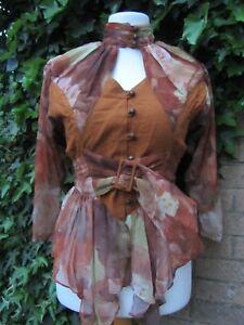 Ens-Zapper-Vintage-Ladies-Fabulous-1980-039-s-Jacket-Size-Medium