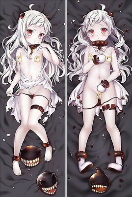 Anime Kantai Collection Northhime Cute Dakimakura Pillow Cover Case Hugging Body