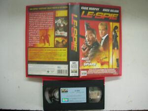 LE SPIE 2002 VHS Italian