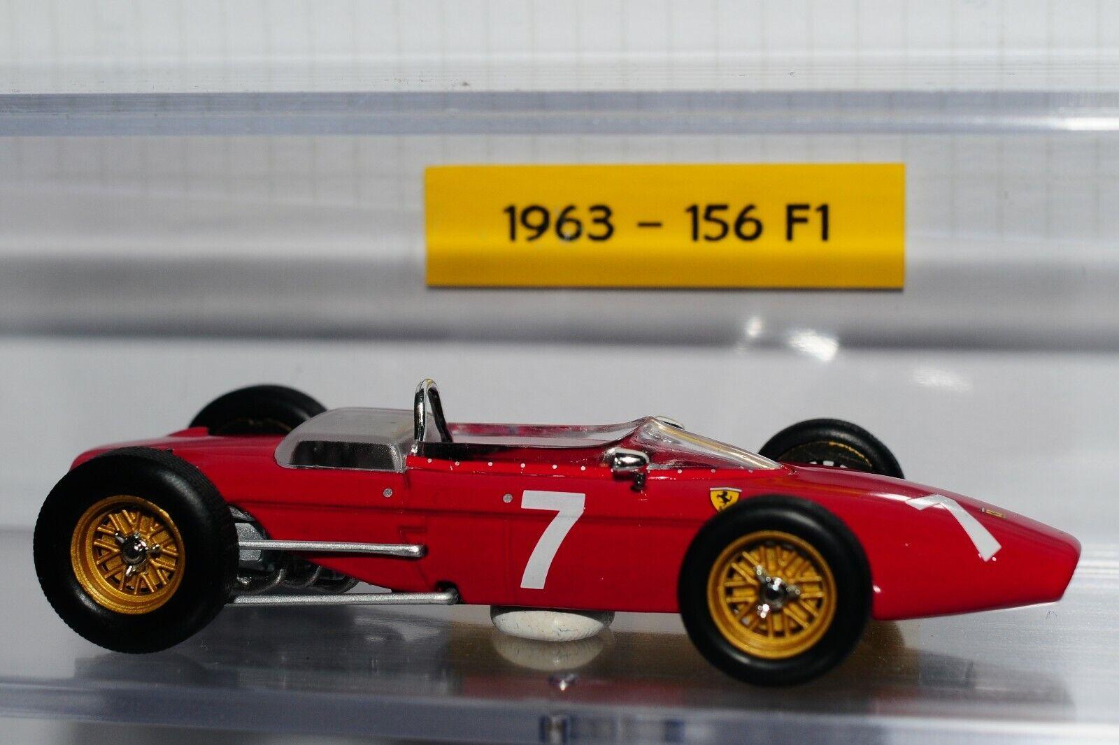 Model Ferrari 1 43 Ferrari 1963 156 num 7