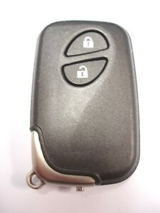 Image Is Loading Replacement 2 Button Shell Case For Lexus CT200H