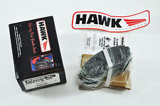 HAWK HP PLUS FRONT PAIR BRAKE PADS fits 1995 NISSAN 240SX BASE SE 2.4L I4 KA24DE