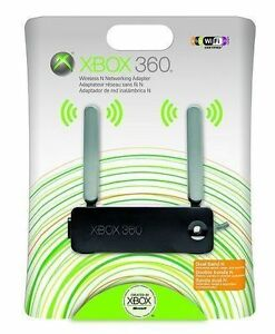 Xbox 360 wireless internet adapter driver.