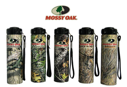 Brush 2 Pcs Mossy Oak 1 Powerful LED Flashlight Obsession Treestand Break-Up