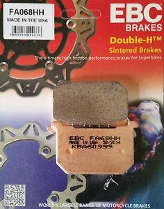 EBC-FA068HH-Sintered-Brake-Pads-Front-Kawasaki-Z550-Z650-Z750-GT750-Z1000