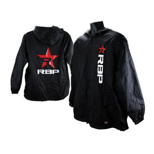 Big Rolling Power RBP Pink Star White Lettering Black Hoodie Sweatshirt