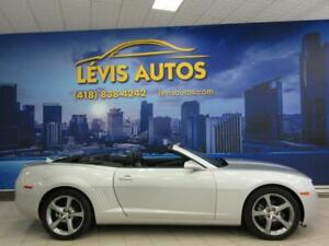 2013 Chevrolet Camaro 2 LT RS AUTOMATIQUE CONVERTIBLE 55700KM
