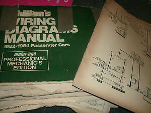 1984 Chevrolet Monte Carlo Ss And El Camino Wiring Diagrams Set Ebay