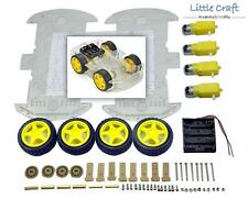 4WD Smart Robot Car Chassis Kit for Arduino, Robotic