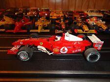 SCX Ferrari F-1 Vodafone F2004 RUBENS BARRICHELLO 1/32 slot car Scalextric