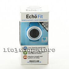 Magellan Echo Fit Sports+Activity+Sleep Smart Watch w/Heart Rate Monitor (Blue)