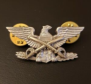 Cavalry-Colonel-Rank-Officer-Insignia-Military-Badge-Hat-Cap-Custom-Pin-US-Army