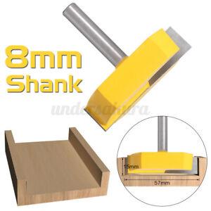 8mm Schaft Oberfräse Finger Joint Kleber Router Bits Für Holzbearbeitung Fräser