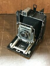 BUSCH PRESSMAN MODEL D 4X5 PRESS CAMERA