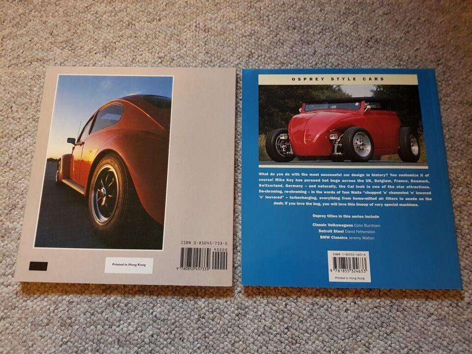 Bøger, VW