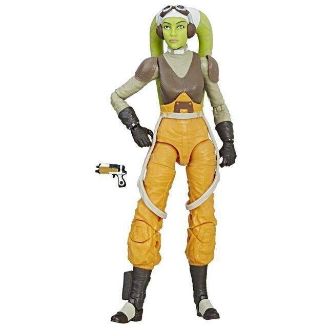 Star Wars The Black Series Hera Syndulla 6-Inch Action Figure IN STOCK!