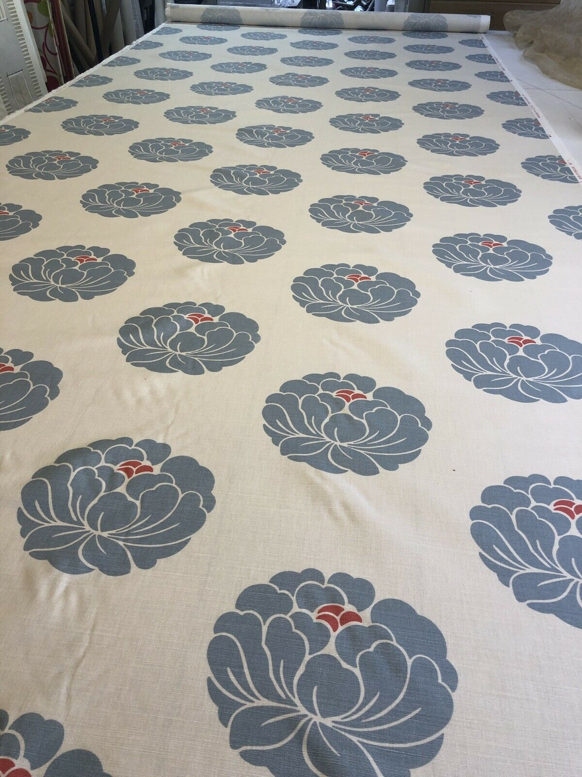 Romo REMNANT End Of Roll  Fabric Curtain Blind Cushion Craft 142x500cm 709