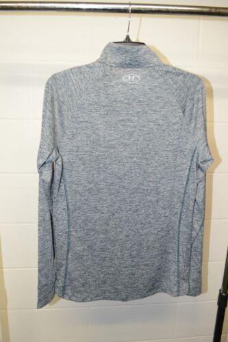 L 1 New Armour Womens tags Size W Gear Shirt 2 s Zip Under L Heat qBZYYw