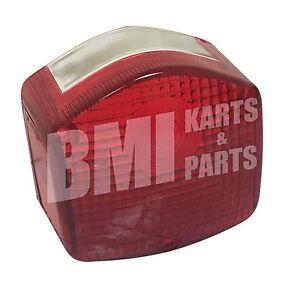 NEW Replica Tail Light Lens 33702-329-671 Honda C70 CT70/90/110 CB/CL125S CM400