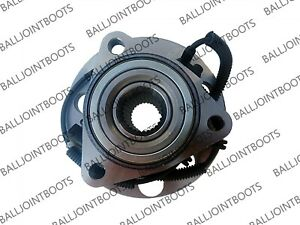 Fits-Ssangyong-Rexton-Front-Left-or-Right-NON-VSC-Hub-Wheel-Bearing-Kit-2006-201