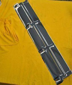 Chrome Chevelle Radiator Support Panel Hd 1968-1977 31 1//8 x 5 3//4