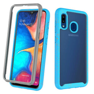 For Samsung Galaxy A10e A20 A50 Shockproof Phone Case Hybrid Rugged Armor Cover Ebay