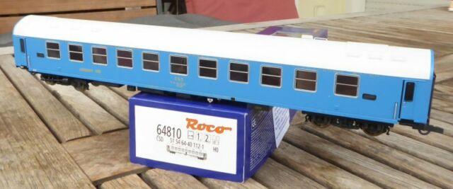 Roco 64810 CSD-Schlafwagen Bauart Y/B-70 der CSD Epoche 4 NEUWERTIG in OVP