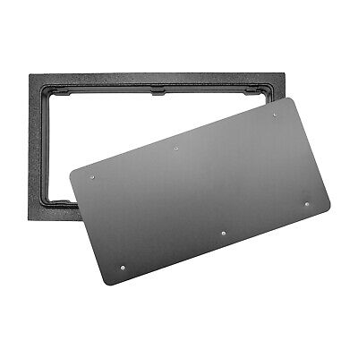 ENGINEERED FLOOD VENT COVERS 205 sq.ft STATE CERTIFIED FEMA COMPLIANT 8x16