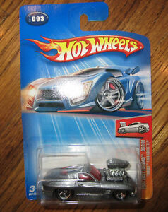 Details About Hot Wheels 093 Corvette C6 New In Package Mib Car