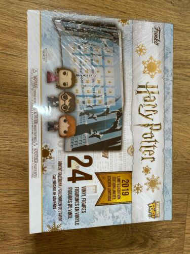 Harry Potter Pocket pop figura x 24 Natale Avvento Calendario 2019