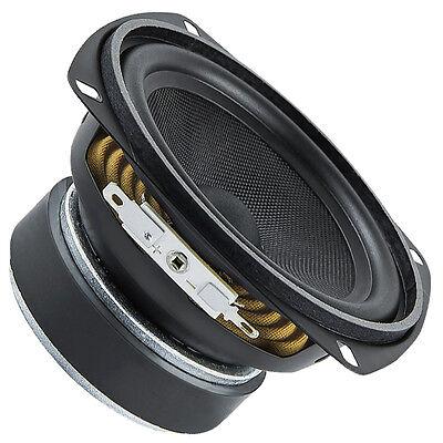 "PRV Audio 4MR60-4 4/"" Full-Range 4 ohms 60 Watts 91 dB 0.75/"" Voice Coil"