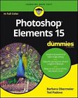 Photoshop Elements 15 For Dummies by Ted Padova, Barbara Obermeier (Paperback, 2016)