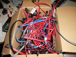 100 SATA Kabel, diverse längen und Farben - Kellinghusen, Deutschland - 100 SATA Kabel, diverse längen und Farben - Kellinghusen, Deutschland