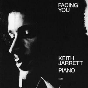 "KEITH JARRETT ""FACING YOU"" LP VINYL NEW+"