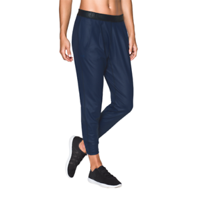 Activewear Women's Clothing Under Armour Rehearsal Harem Shine Women's Studio Pants 1302924-410 Md Msrp Drip-Dry