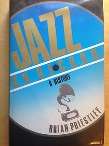 Jazz on Record - A History by Brian Priestley