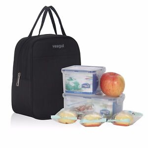 Cooler Lunch Box Insulated Lunch Bag For Men &Women Meal
