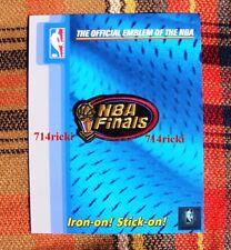 1998 1999 NBA Finals Patch Chicago Bulls Jazz New York Knicks San Antonio Spurs