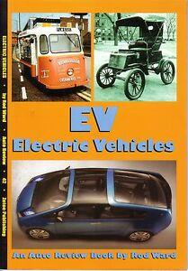 Book-Electric-Vehicles-Milk-Floats-Vans-Cars-A-Z-Sinclair-Auto-Review