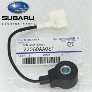 22060-AA061 New Front Knock Sensor For Subaru Legacy Forester Impreza