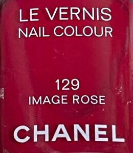 chanel nail polish 129 IMAGE ROSE VINTAGE