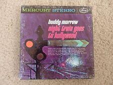 Buddy Morrow Night Train goes to Hollywood Mercury 60702 4 track 7 1/2 ips