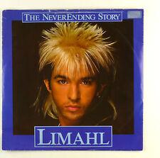 "7"" Single - Limahl - The NeverEnding Story - #S1058 - Soundtrack"