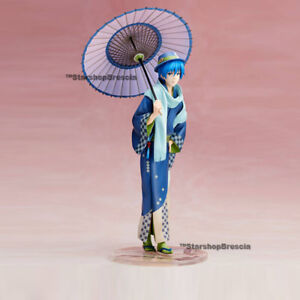 Vocaloid-Kaito Hanairogoromo Ver. 1/8 Figurine En Pvc Plus Fort