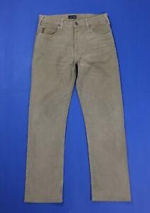 Armani-jeans-uomo-usato-comfort-fit-gamba-dritta-W30-tg-44-boyfriend-T4751